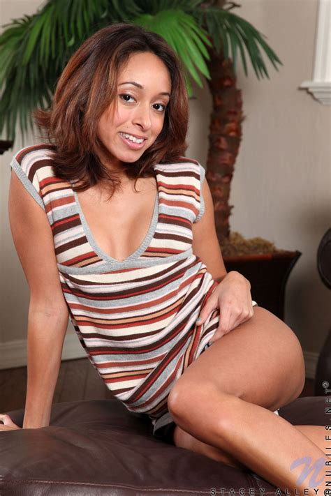 Featuring Nubiles Stacey Alley In Teen Takes