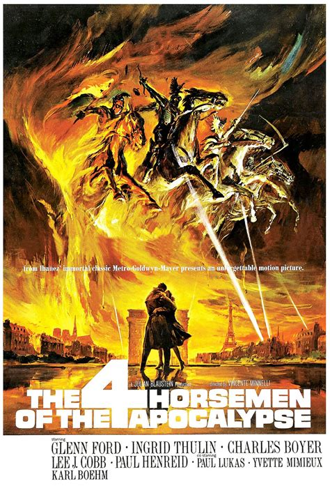horsemen apocalypse four movie 1962 movies trailer posters owntitle
