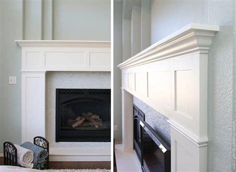 home improvement build   fireplace mantel hearth