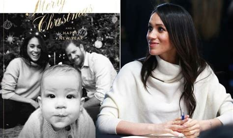 We're so grateful to the duke of sussex for kindly recording a video message for the bereaved forces children that attended the scotty's little. Meghan Markle: Christmas card with Harry and Archie - Duchess wears £200 jumper | Express.co.uk
