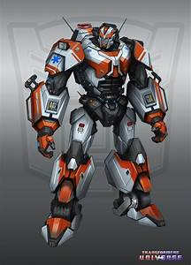 Transformers Universe Game New Character Concept Art