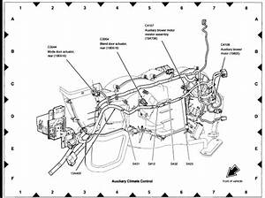 2005 Ford Expedition Rear Air Conditioner Not Blowing And
