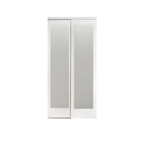 impact plus 42 in x 96 in mir mel primed mirror solid
