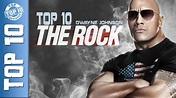 "DWAYNE ""THE ROCK"" JOHNSON - TOP 10 - Legjobb The Rock ..."
