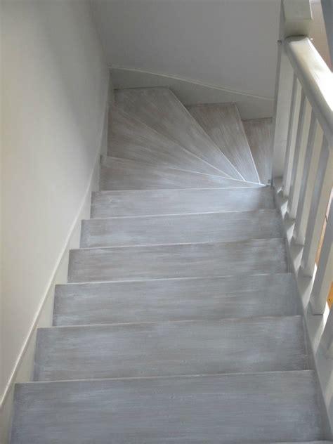 decoration d interieur peinture d un escalier tendance peinture et patine
