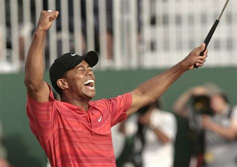 Tiger Woods' Record in Majors: Wins, Facts and Stats