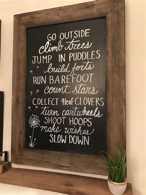 Best Chalk For Chalkboard Best 20 Summer Chalkboard Ideas On Summer