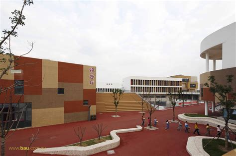 Gallery Of Jiangyin Primary & Secondary School / Bau