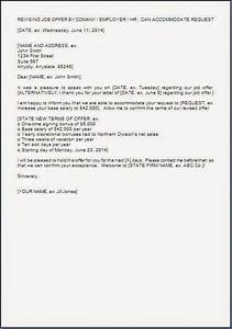 Resume Salary Requirements Revised Salary Offer Letter