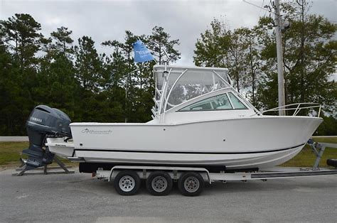 Used Boat Parts Beaufort Nc by 2018 Albemarle 25 Express Beaufort Carolina Boats