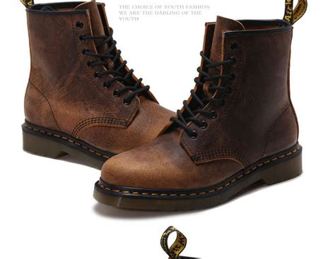 motorcycle boots 2016 the new products 2016 genuine leather martin boots martin