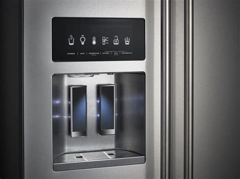 Kitchenaid Refrigerator Water Dispenser Not Working by Kitchenaid Refrigerator Water Dispenser Is Acting