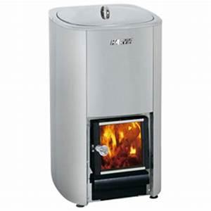 Chauffe Eau Bois : po le bois avec chauffe eau int gr harvia 50 litres ~ Premium-room.com Idées de Décoration
