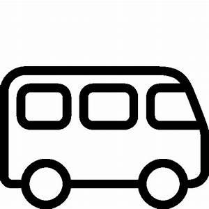 Transport Bus 2 Icon | iOS 7 Iconset | Icons8