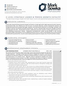 award winning resume for mark sowka client of emprove With award winning resume templates