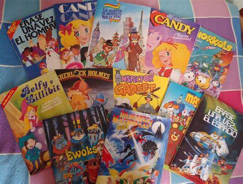 albumes de cromos de dibujos animados pagina web de
