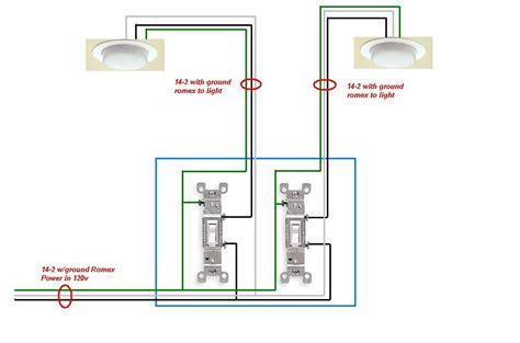 Change Out Light Switch From Single Double