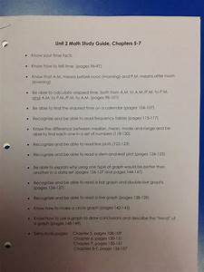 Mrs  Leighton U0026 39 S 4th Grade   Unit 2 Math Test