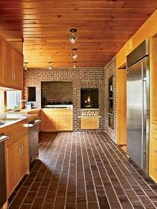 Art And Interior Design Colleges The Kitchen Of The Louis Kahn Designed Korman House