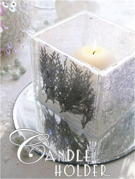 festive diy candle holders diycraftsguru