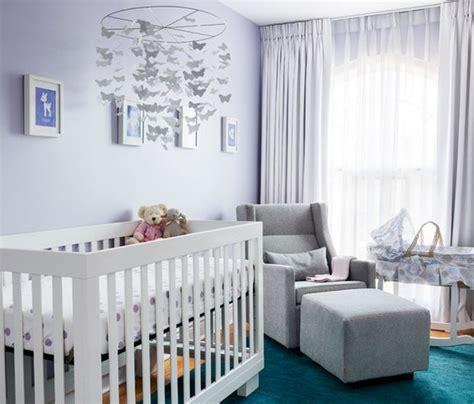 chambre bébé moderne deco maison moderne