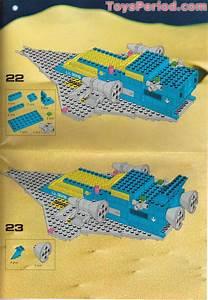 Lego 497 Galaxy Explorer Set Parts Inventory And