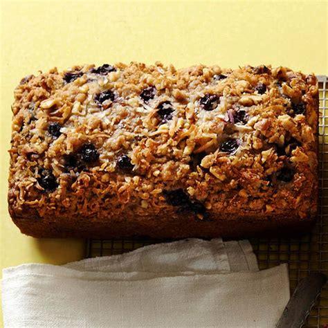better homes and gardens banana cake recipe blueberry coconut banana bread