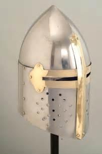Medieval Templar Helmets