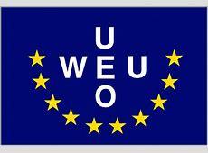 Western European Union Flag Western European Union