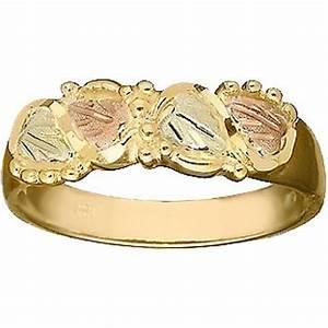 Black Hills Gold Wedding Rings The BodyProud Initiative