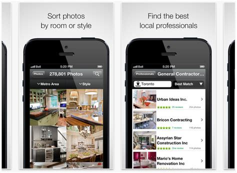interior design apps to design your home