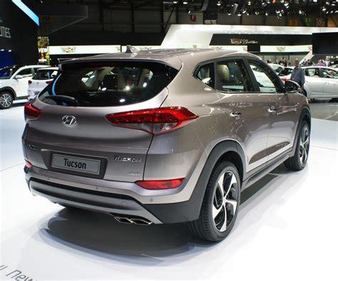 2017 Hyundai Tucson Release Date, Interior And Specs