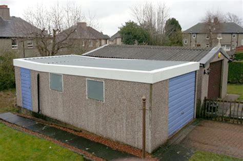 asbestos garage roof repair examples asbestos garage