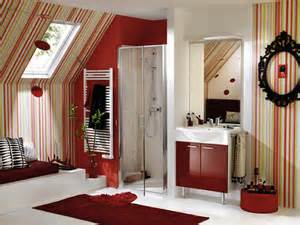 Red Bathroom Accessories Walmart by Colores Y Decoraci 243 N De Ba 241 Os Juveniles