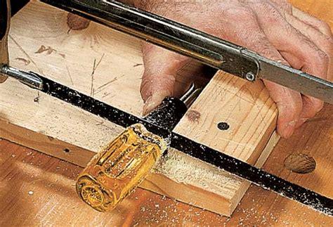 making   chisel handles popular woodworking magazine