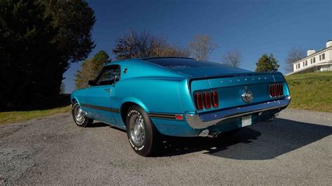 ford mustang mach  fastback  ci automatic lot