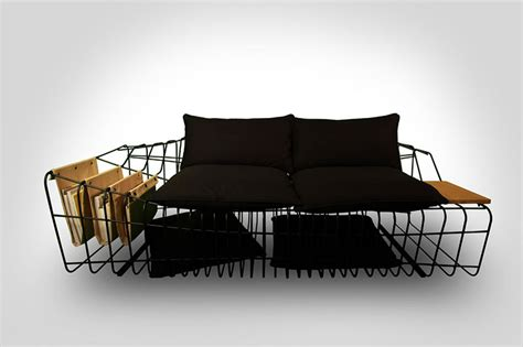 Sofist Sofa By Sule Koc