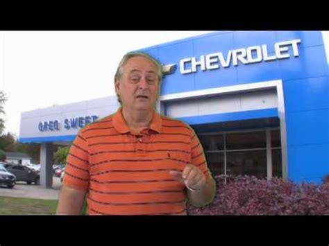 Greg Sweet Chevrolet Customer Testimonial Youtube