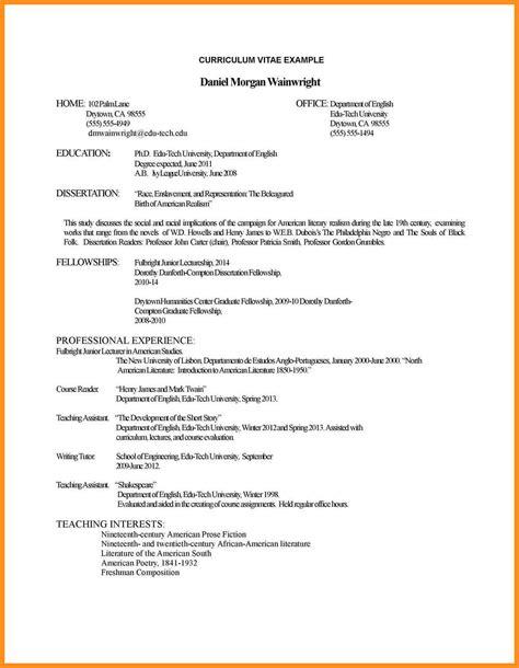 Models Of Cv Resumes by 9 Cv Models In Fillin Resume