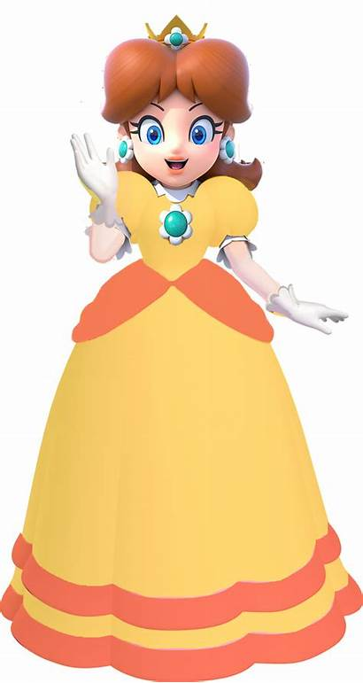 Daisy Princess Luigi Super 3d Land Deviantart