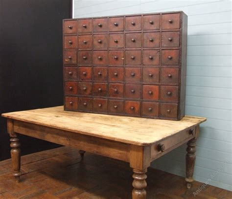 Cabinet Of Drawers by Georgian Apothecary Cabinet Of Drawers Antiques Atlas
