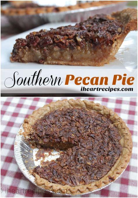 Best Southern Pecan Pie Recipe Southern Pecan Pie I Recipes