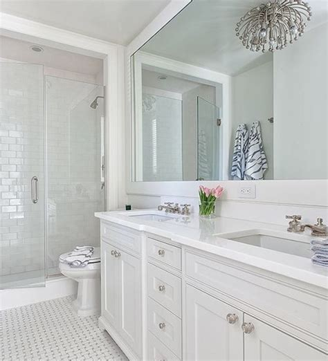 All White Bathroom Ideas by 20 Flawless All White Bathroom Designs