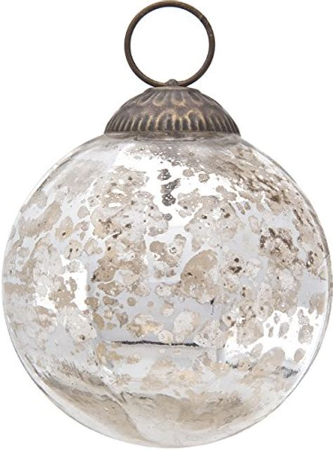 mercury glass christmas ornaments