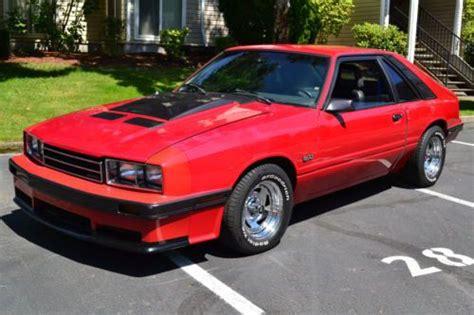 how cars run 1985 mercury capri user handbook sell used 1985 mercury capri gs hatchback 3 door 5 0l in beaverton oregon united states for