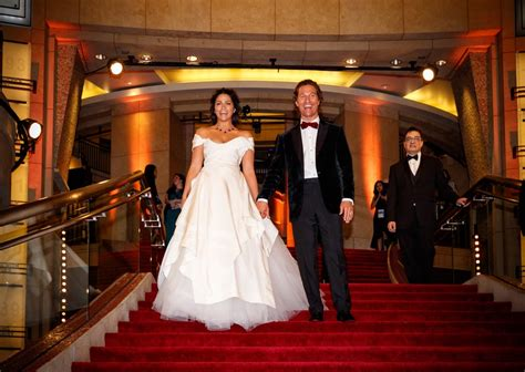 Matthew Mcconaughey And Camila Alves At The 2018 Oscars