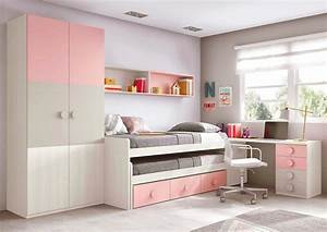 chambre ado fille moderne With chambre moderne ado fille