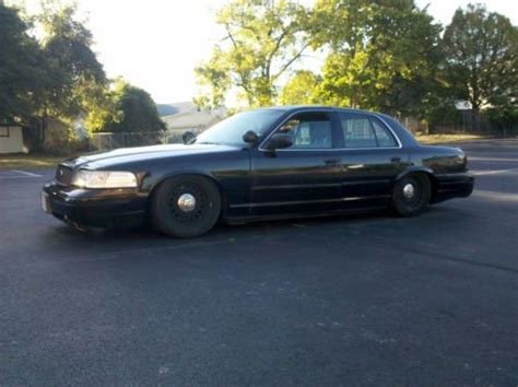 ford crown victoria lowrider