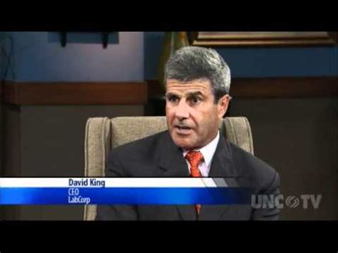 NC NOW | David King/CEO, LabCorp | UNC-TV - YouTube