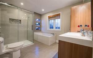 But Salle De Bain : histoire de r novation une salle de bain zen ~ Dallasstarsshop.com Idées de Décoration